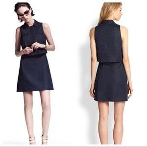 NEW! Theory Gemine layered dress